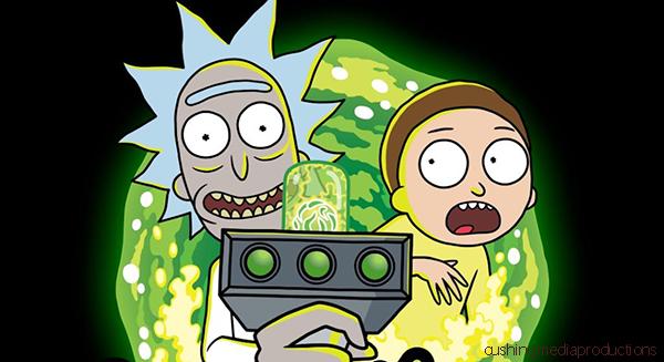 Rick and Morty EP 1