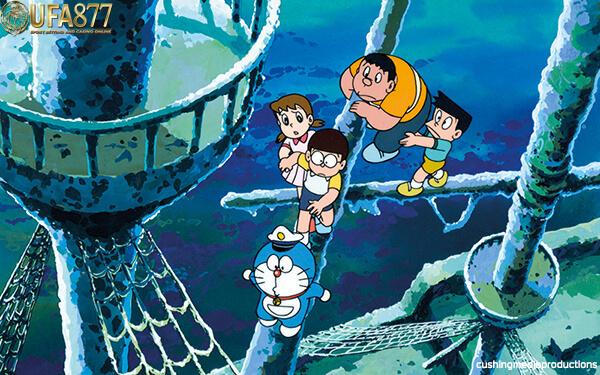 ผจญภัยใต้สมุทร