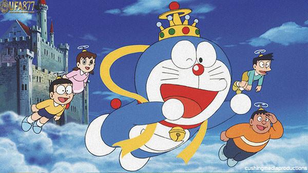 โนบิตะกับอาณาจักรแห่งเมฆ