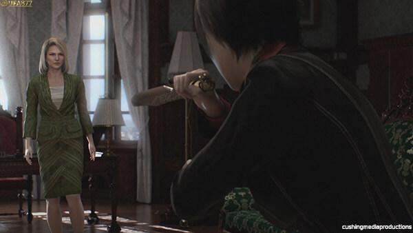 Resident Evil Damnation