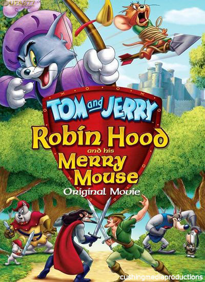 Robin Hood and His Merry Mouse