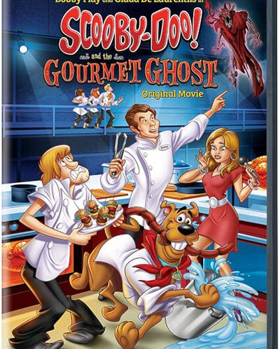 ScoobyDoo and the Gourmet Ghost