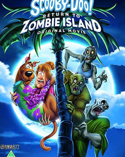 ScoobyDoo Return to Zombie Island