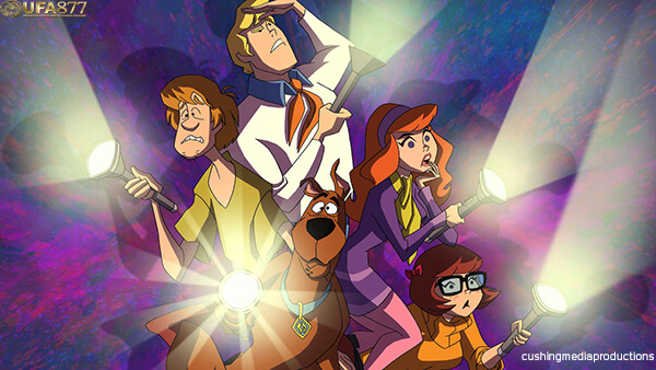 ScoobyDoo Mystery Incorporated