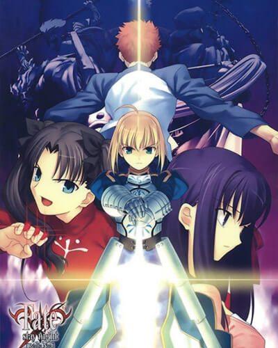 Fate/stay night 1