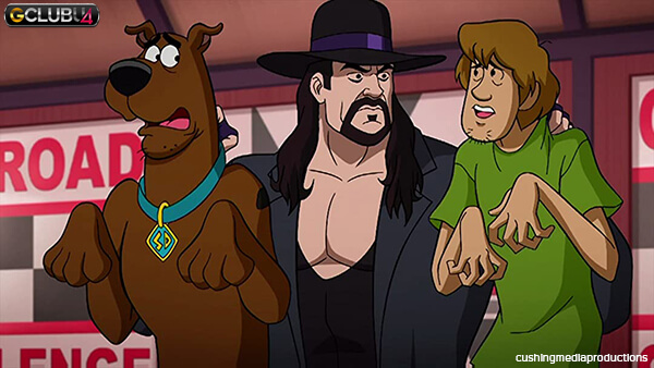 Scooby-Doo and WWE